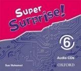 OUP ELT SUPER SURPRISE 6 CLASS AUDIO CD - MOHAMED, S. cena od 501 Kč