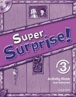OUP ELT SUPER SURPRISE 3 ACTIVITY BOOK AND MULTIROM PACK - MOHAMED, ... cena od 172 Kč