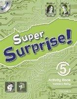 OUP ELT SUPER SURPRISE 5 ACTIVITY BOOK AND MULTIROM PACK - MOHAMED, ... cena od 164 Kč