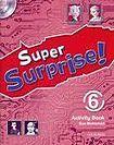 OUP ELT SUPER SURPRISE 6 ACTIVITY BOOK AND MULTIROM PACK - MOHAMED, ... cena od 131 Kč