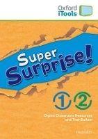 OUP ELT SUPER SURPRISE 1-2 iTOOLS - MOHAMED, S., REILLY, V. cena od 980 Kč