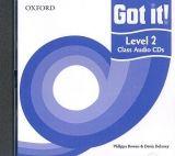 OUP ELT GOT IT! 3 CLASS AUDIO CDs /2/ - BOWEN, P., DELANEY, D. cena od 439 Kč