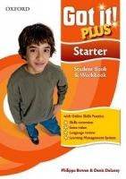 OUP ELT GOT IT! STARTER STUDENT´S BOOK + CD-ROM PACK PLUS ONLINE SKI... cena od 706 Kč