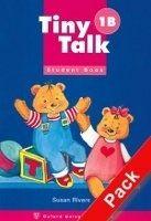 OUP ELT TINY TALK 1 STUDENT´S BOOK B + CD - GRAHAM, C., RIVERS, S. cena od 219 Kč