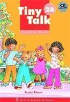 OUP ELT TINY TALK 2 STUDENT´S BOOK A + CD - GRAHAM, C., RIVERS, S. cena od 219 Kč
