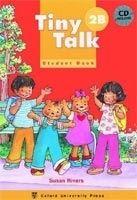 OUP ELT TINY TALK 2 STUDENT´S BOOK B + CD - GRAHAM, C., RIVERS, S. cena od 208 Kč