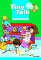 OUP ELT TINY TALK 3 STUDENT´S BOOK A + CD - GRAHAM, C., RIVERS, S. cena od 208 Kč