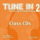 OUP ELT TUNE IN 2 CLASS AUDIO CDs /3/ - O´SULLIVAN, K., RICHARDS, J.... cena od 626 Kč