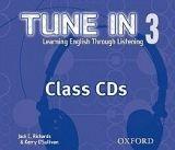OUP ELT TUNE IN 3 CLASS AUDIO CDs /3/ - O´SULLIVAN, K., RICHARDS, J.... cena od 626 Kč