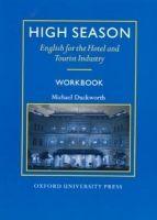 OUP ELT HIGH SEASON WORKBOOK - DUCKWORTH, M. cena od 105 Kč