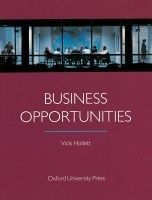 OUP ELT BUSINESS OPPORTUNITIES STUDENT´S BOOK - HOLLETT, V. cena od 398 Kč
