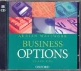 OUP ELT BUSINESS OPTIONS CLASS AUDIO CDs /2/ - WALLWORK, A. cena od 439 Kč