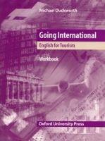 OUP ELT GOING INTERNATIONAL WORKBOOK - DUCKWORTH, M., HARDING, K. cena od 257 Kč