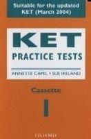 OUP ELT KET PRACTICE TESTS AUDIO CASSETTE - CAPEL, A., IRELAND, S. cena od 375 Kč