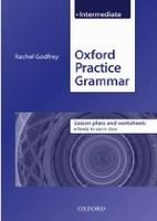 OUP ELT OXFORD PRACTICE GRAMMAR INTERMEDIATE LESSON PLANS - GODFREY,... cena od 168 Kč