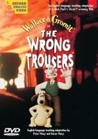 OUP ELT WALLACE AND GROMIT: THE WRONG TROUSERS DVD - BAKER, B., PARK... cena od 479 Kč