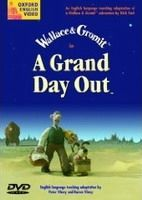 OUP ELT WALLACE AND GROMIT: A GRAND DAY OUT DVD - PARK, N., VINEY, P... cena od 503 Kč