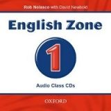 OUP ELT ENGLISH ZONE 1 CLASS AUDIO CD - NEWBOLD, D., NOLASCO, R. cena od 439 Kč