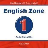 OUP ELT ENGLISH ZONE 1 CLASS AUDIO CD - NEWBOLD, D., NOLASCO, R. cena od 418 Kč