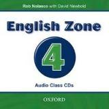 OUP ELT ENGLISH ZONE 4 CLASS AUDIO CD - NEWBOLD, D., NOLASCO, R. cena od 418 Kč