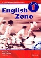 OUP ELT ENGLISH ZONE 1 WORKBOOK PACK Czech Edition - NEWBOLD, D., NO... cena od 267 Kč