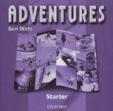 OUP ELT ADVENTURES STARTER CLASS AUDIO CD /2/ - WETZ, B. cena od 418 Kč