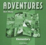 OUP ELT ADVENTURES ELEMENTARY CLASS AUDIO CD /2/ - WETZ, B. cena od 418 Kč