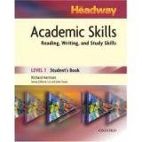 OUP ELT NEW HEADWAY ACADEMIC SKILLS 1 STUDENT´S BOOK - HARRISON, R. cena od 192 Kč