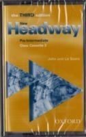 OUP ELT NEW HEADWAY THIRD EDITION PRE-INTERMEDIATE CLASS AUDIO CASSE... cena od 600 Kč