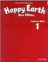 OUP ELT HAPPY EARTH NEW EDITION 1 TEACHER´S BOOK - BOWLER, B., PARMI... cena od 346 Kč