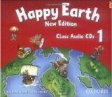 OUP ELT HAPPY EARTH NEW EDITION 1 CLASS AUDIO CDs /2/ - BOWLER, B., ... cena od 565 Kč