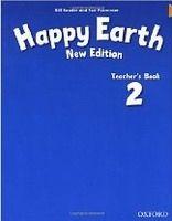 OUP ELT HAPPY EARTH NEW EDITION 2 TEACHER´S BOOK - BOWLER, B., PARMI... cena od 346 Kč