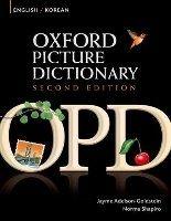 OUP ELT OXFORD PICTURE DICTIONARY Second Ed. ENGLISH / KOREAN - ADEL... cena od 451 Kč