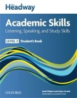 OUP ELT NEW HEADWAY ACADEMIC SKILLS Updated 2011 Ed. 2 LISTENING & S... cena od 278 Kč