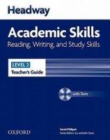 OUP ELT NEW HEADWAY ACADEMIC SKILLS Updated 2011 Ed. 2 READING & WRI... cena od 289 Kč