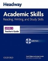 OUP ELT NEW HEADWAY ACADEMIC SKILLS Updated 2011 Ed. 3 READING & WRI... cena od 303 Kč