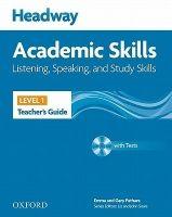 OUP ELT NEW HEADWAY ACADEMIC SKILLS Updated 2011 Ed. 1 LISTENING & S... cena od 266 Kč