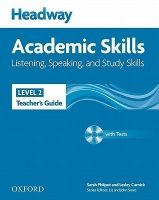 OUP ELT NEW HEADWAY ACADEMIC SKILLS Updated 2011 Ed. 2 LISTENING & S... cena od 303 Kč