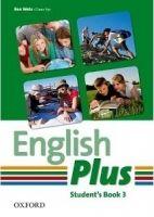 B. Wetz, D. Pye: English Plus 3 Student´s Book cena od 262 Kč