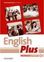 OUP ELT ENGLISH PLUS 2 WORKBOOK + MultiROM PACK (International Editi... cena od 207 Kč