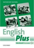 OUP ELT ENGLISH PLUS 3 WORKBOOK + MultiROM PACK (International Editi... cena od 211 Kč