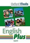 OUP ELT ENGLISH PLUS 3 iTOOLS CD-ROM - WETZ, B. cena od 3634 Kč