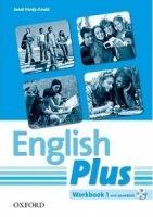 Hardy Gould J.: English Plus 1 Workbook cena od 199 Kč
