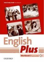Hardy-Gould Janet: English Plus 2 Workbook with MultiRom CZ - Hardy-Gould Janet cena od 199 Kč