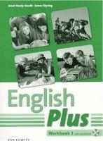 OUP ELT ENGLISH PLUS 3 WORKBOOK + MultiROM PACK (Czech Edition) - GO... cena od 211 Kč