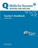 OUP ELT Q: SKILLS FOR SUCCESS 2 READING & WRITING TEACHER´S HANDBOOK... cena od 636 Kč