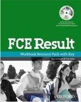 OUP ELT FCE RESULT WORKBOOK WITH KEY - DAVIES, P., FALLA, T. cena od 400 Kč
