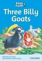 OUP ELT FAMILY AND FRIENDS READER 1B THE THREE BILLY-GOATS - ARENGO,... cena od 87 Kč