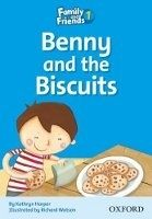 OUP ELT FAMILY AND FRIENDS READER 1D BENNY AND THE BISCUITS - ARENGO... cena od 87 Kč