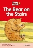 OUP ELT FAMILY AND FRIENDS READER 2D THE BEAR ON THE STAIRS - ARENGO... cena od 87 Kč
